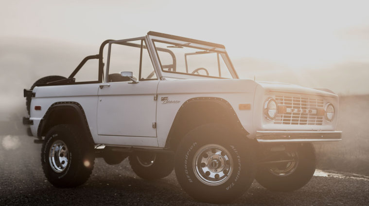 Vintage 4x4s with Mustang Engines? Why Not.