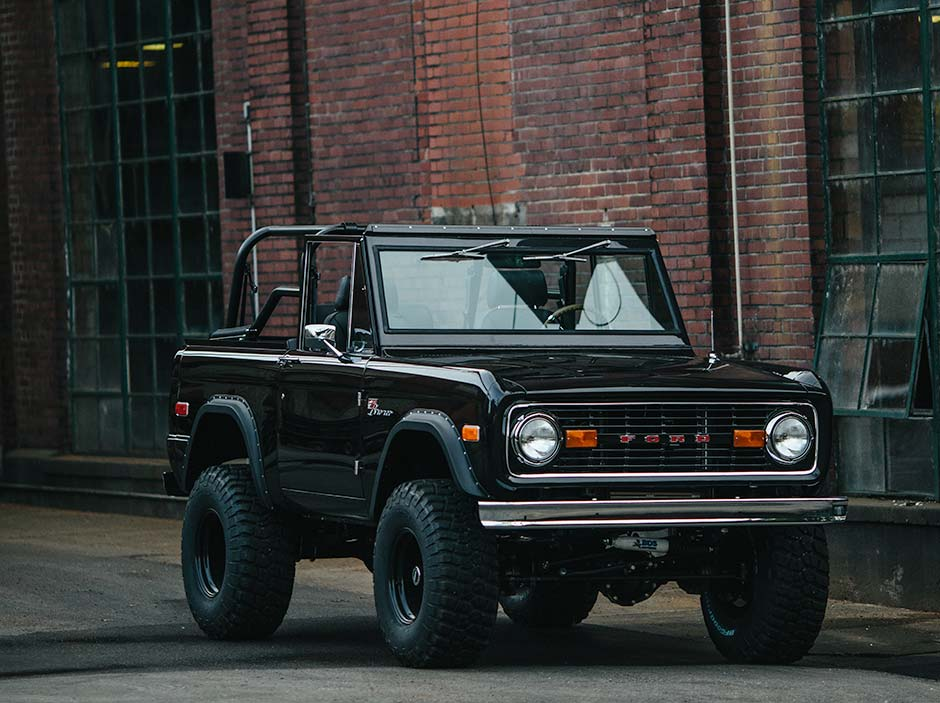 ... OH Classic Ford Broncos in Powell OH & Shop Spotlight: Classic Ford Broncos in Powell OH | Classic For ... markmcfarlin.com