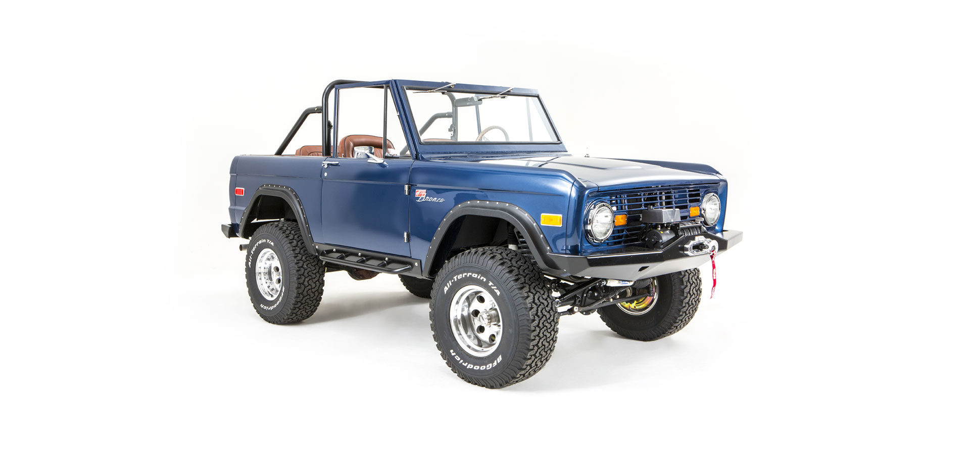 Belle Meade 1969 Ford Bronco Classic Broncos Lifted