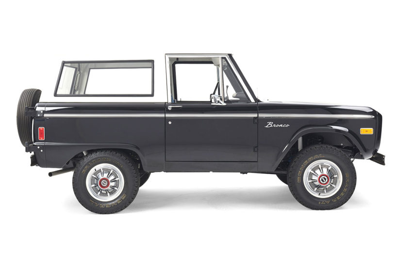 Beverly Hills Ford Bronco