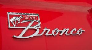 DC Ford Bronco