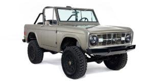Dallas Ford Bronco