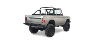 Dallas Ford Bronco