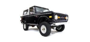 Davenport Ford Bronco