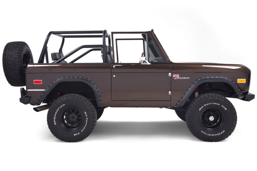 Dublin Ford Bronco