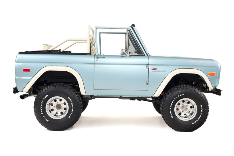 Fort Lauderdale Ford Bronco