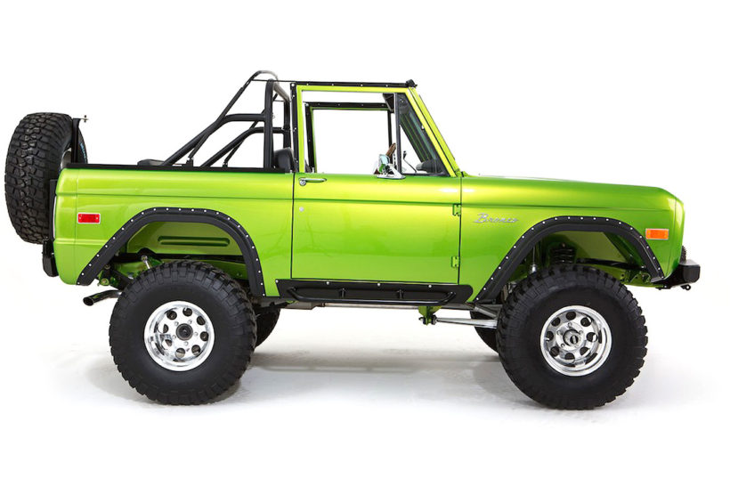 Jersey Ford Bronco