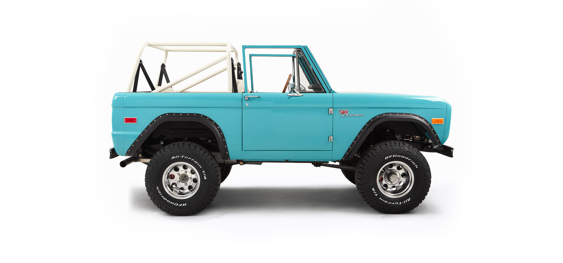 Key West | 1967 Ford Bronco | Classic Ford Bronco