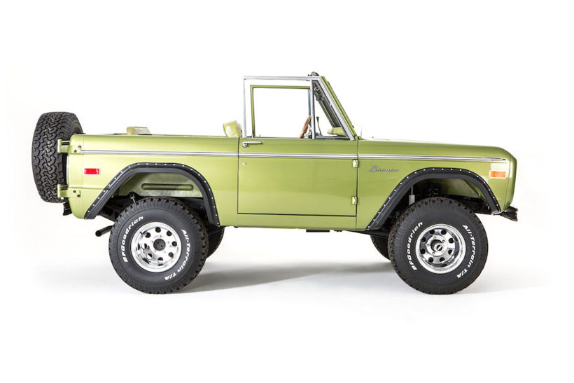 Montauk Ford Bronco