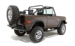 New Orleans Ford Bronco