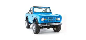 Oklahoma City Ford Bronco