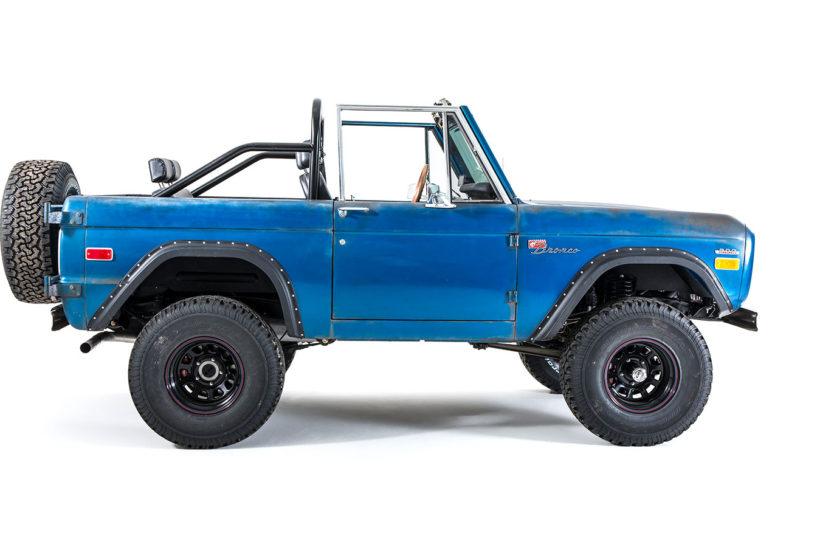 Patina Ford Bronco