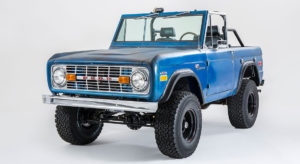 Patina Ford Bronco