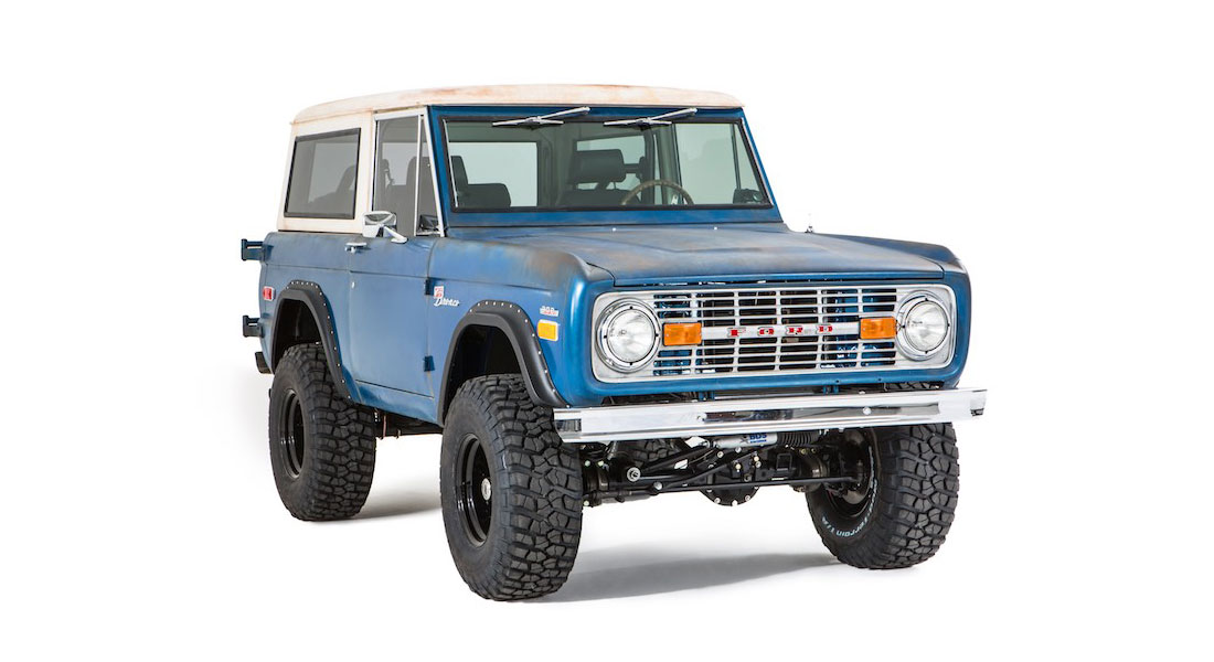 Patina | 1971 Ford Bronco | Classic Ford Broncos