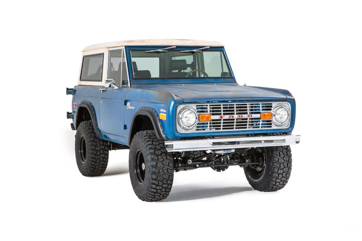 early model ford bronco builds classic ford broncos. Black Bedroom Furniture Sets. Home Design Ideas