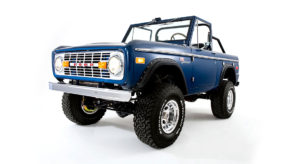 Salt Lake Ford Bronco