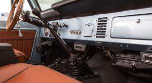 San Fransisco Ford Bronco