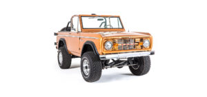 Seattle Ford Bronco