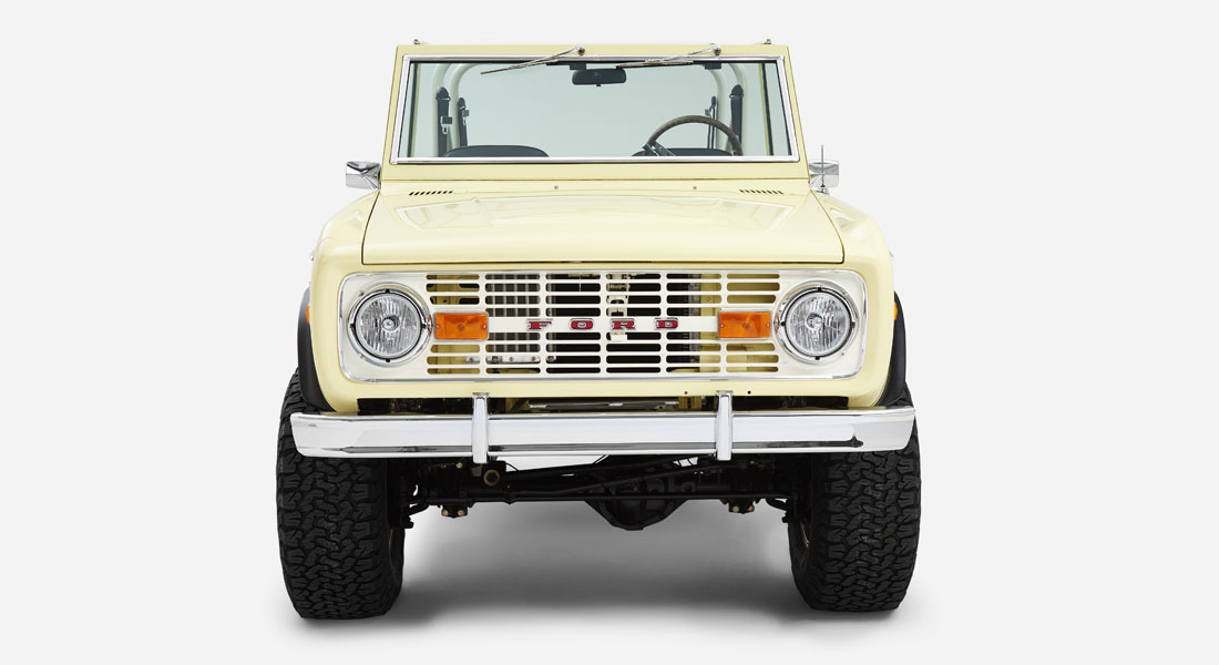 Famous 1971 Ford Bronco Specs Photo - Wiring Diagram Ideas ...