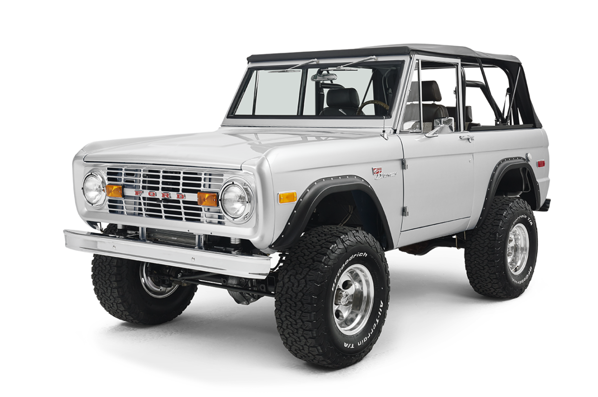 Early Model Ford Bronco Builds