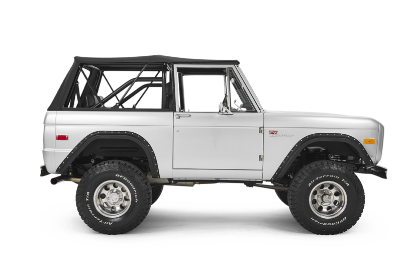 Traverse City | 1977 Ford Bronco | Classic Ford Broncos