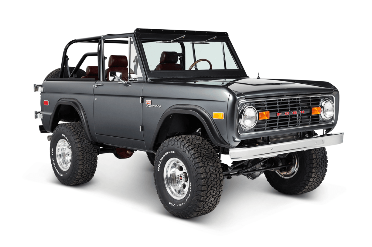 Early Model Ford Bronco Builds | Classic Ford Broncos