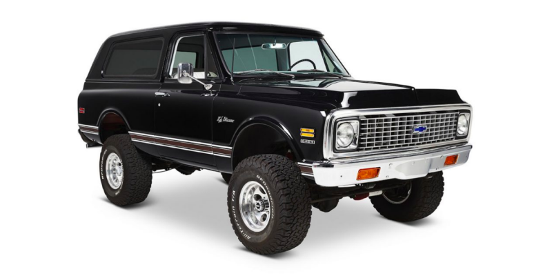 Yahoo Finance This Beautifully Restored K5 Blazer Is Your Perfect